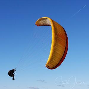 Sport; Paragliding;