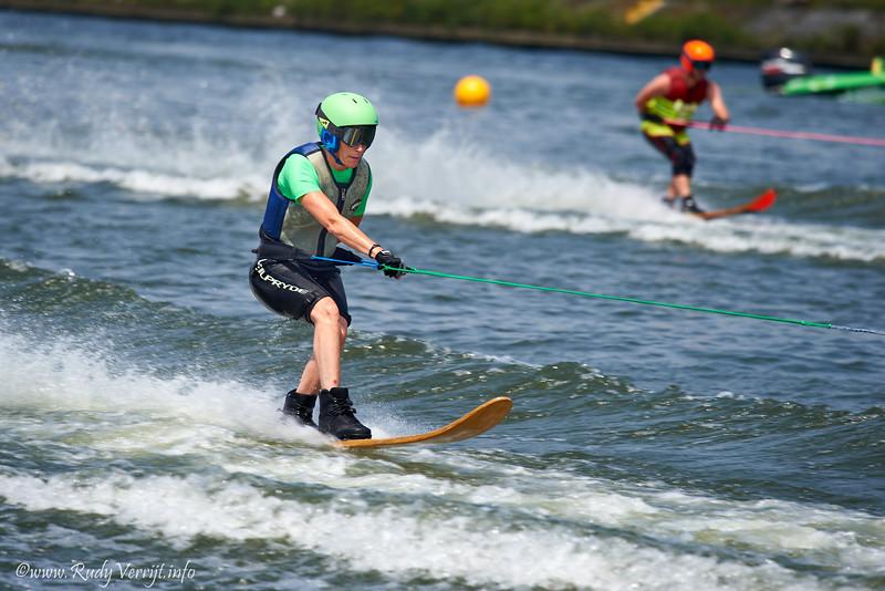 Waterski Vliersel snelheid 2019