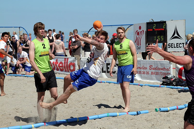 Strandhåndboldt 2011 Nyborg