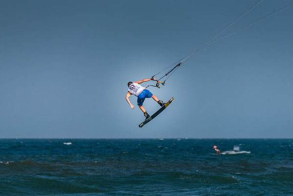 Surf Kiteboarding