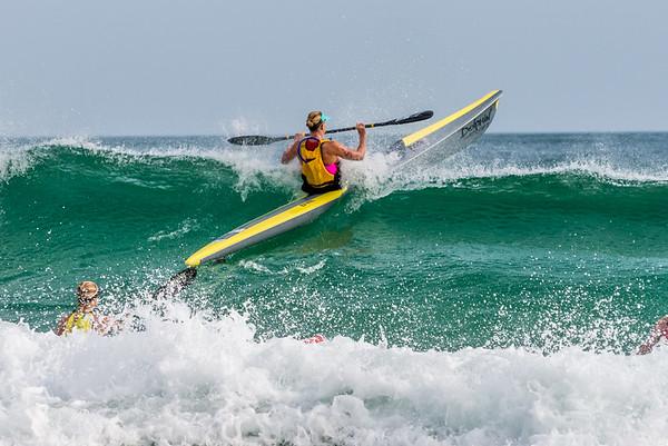 Surf Lifesaving - Iron Man - Coolangatta Gold