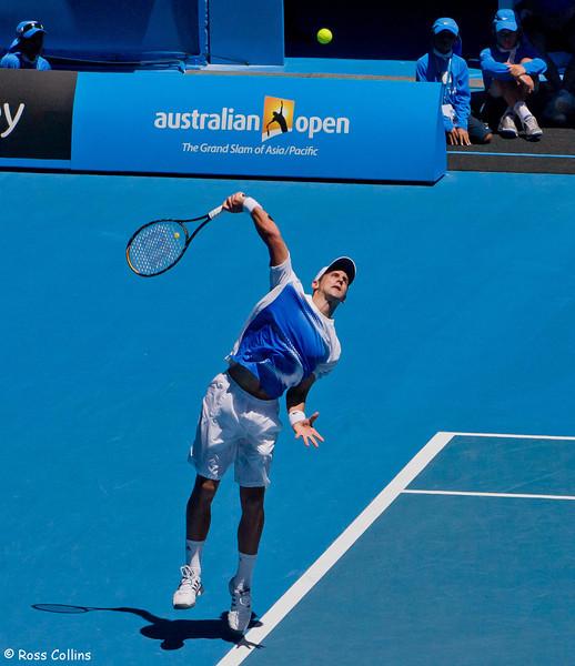 2008 Australian Open, Melbourne Park, January 2008