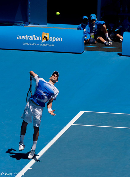 2008 Australian Open, Melbourne Park, January 2008