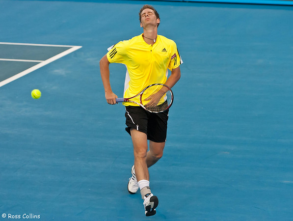 2009 Australian Open, Melbourne Park, January 2009