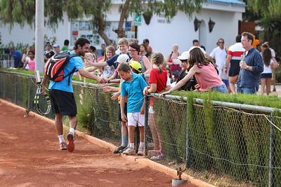 LMC Tennis Exhibition 22nd Aug '14 ST-304