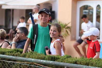 LMC Tennis Exhibition 22nd Aug '14 ST-321