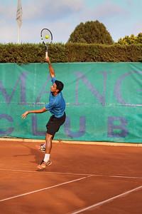 LMC Tennis Exhibition 22nd Aug '14 ST-505