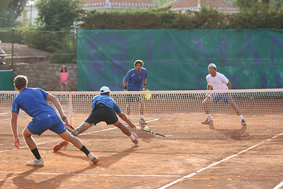 LMC Tennis Exhibition 25th July '14 PL-457