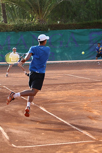LMC Tennis Exhibition 25th July '14 PL-257