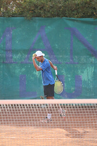 LMC Tennis Exhibition 25th July '14 PL-365