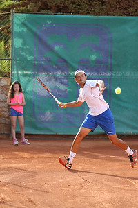 LMC Tennis Exhibition 25th July '14 PL-186