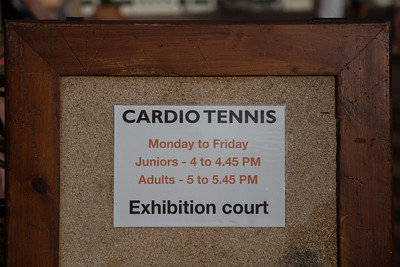 LMC Tennis Exhibition 25th July '14 ST-42