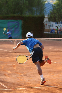 LMC Tennis Exhibition 25th July '14 PL-227