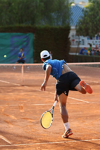 LMC Tennis Exhibition 25th July '14 PL-225