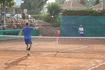 LMC Tennis Exhibition 25th July '14 PL-468