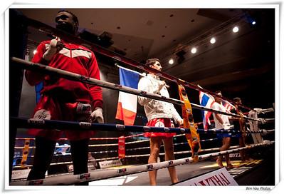 2009 URCC MMA & I-1 World Muaythai Grand Extreme (Macau)
