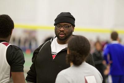 IT 15 ARHS Jan 23. Smith College Indoor Track.