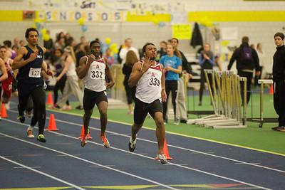 IT 15 ARHS Jan 30. Smith College Indoor Track.
