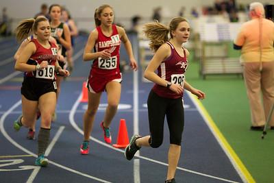 IT 15 ARHS Jan 16. Smith College Indoor Track.