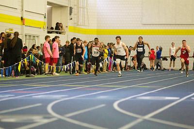 ARHS indoor track at PVIAC