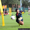 U.S. Women's Soccer Team Training Session, Orlando, Florida - 7 November 2013 (Photographer: Nigel Worrall)