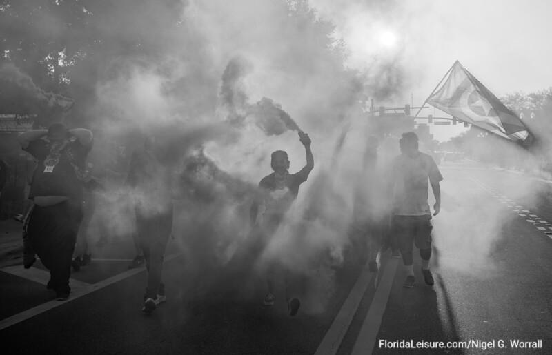 USA 1 Ecuador 0, Orlando City Stadium, Orlando, Florida - 21st March 2019 (Photographer: Nigel G Worrall)