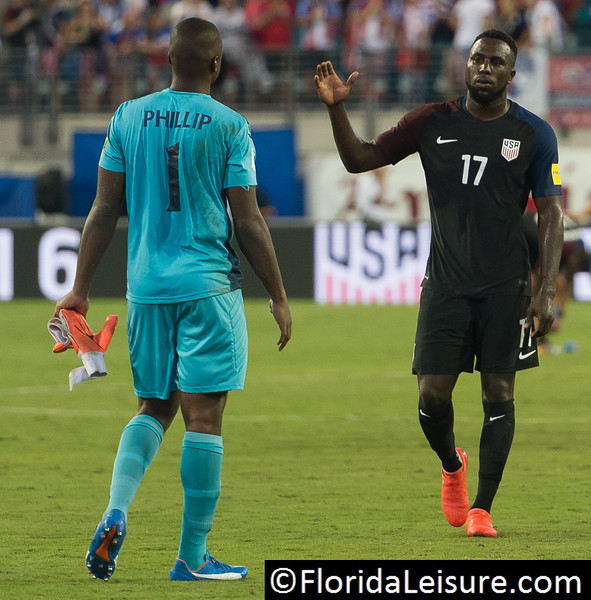 USA 4 Trinidad & Tobago 0, 2018 FIFA World Cup Qualifying Semi Final Round, EverBank Field, Jacksonville, Florida - 6th September 2016 (Photographer: Nigel G Worrall)