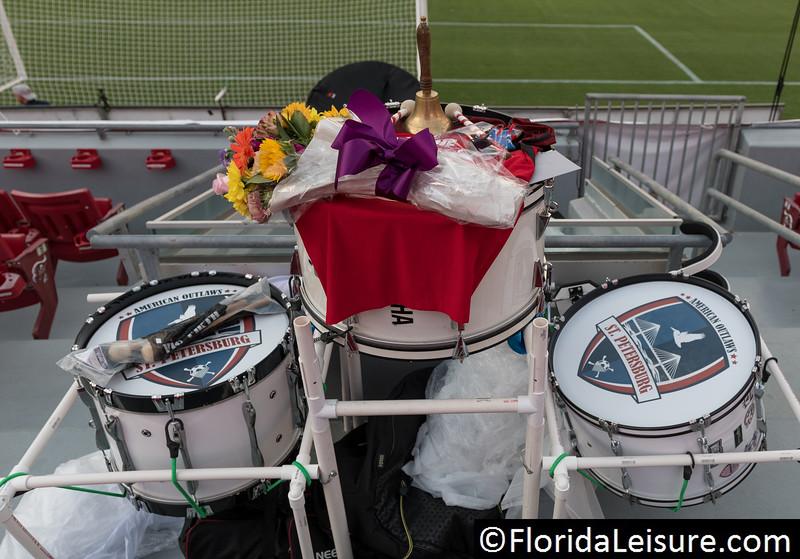 US Men's National Team 2 Colombia 4, Raymond James Stadium, Tampa, Florida - 11th October 2018 (Photographer: Nigel G Worrall)