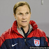 Jill Ellis - U.S. Women's Soccer Team vs. France, Raymond James Stadium, Tampa - 14 June 2014 (Photographer: Nigel Worrall)