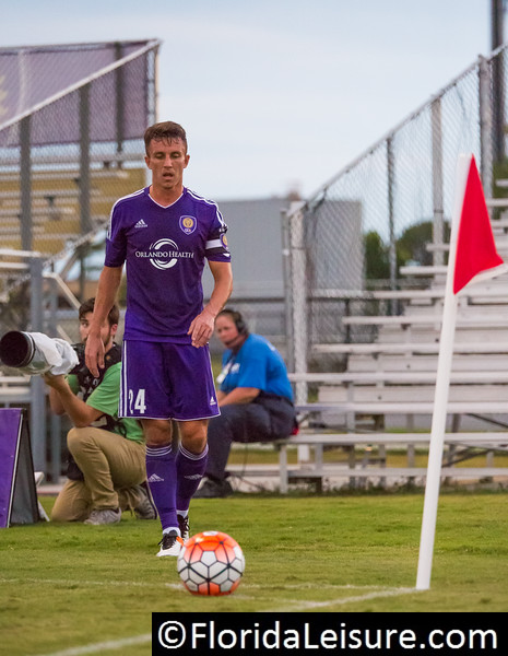 Orlando City B 2 Toronto II 1, Titan Stadium, Melbourne, Florida - 6th August 2016 (Photographer: Mollie Clark)