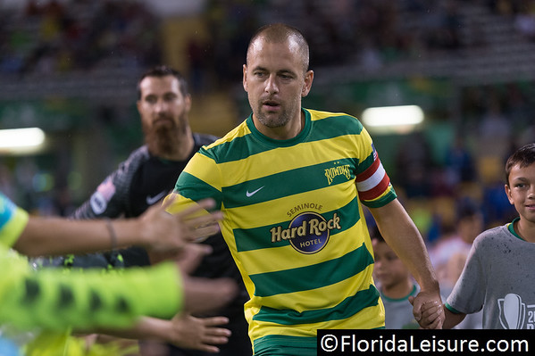 USL2017 Play Off - Tampa Bay Rowdies 1 New York Red Bulls II 2