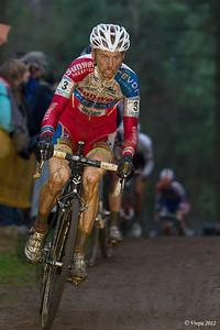 Kevin Pauwels wereldbekercross Heusden-Zolder 2012