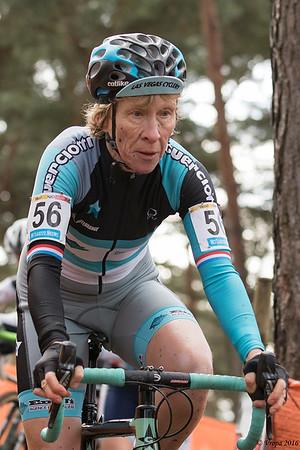 Suzie Godart wereldbeker Zolder.