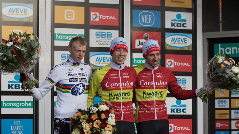 Podium beloften SP Hoogstraten