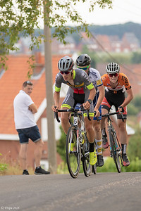 Juniorenwedstrijd Schoonderbuken 25 juni 2018.