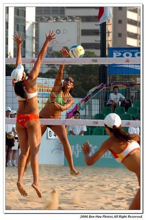 2006 Hong Kong Beach Festival-beach volleyball 香港沙灘節2006-沙灘排球