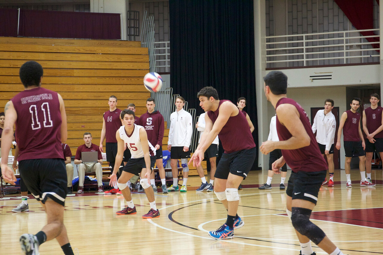 Volleyball, SC v. Emmanuel College