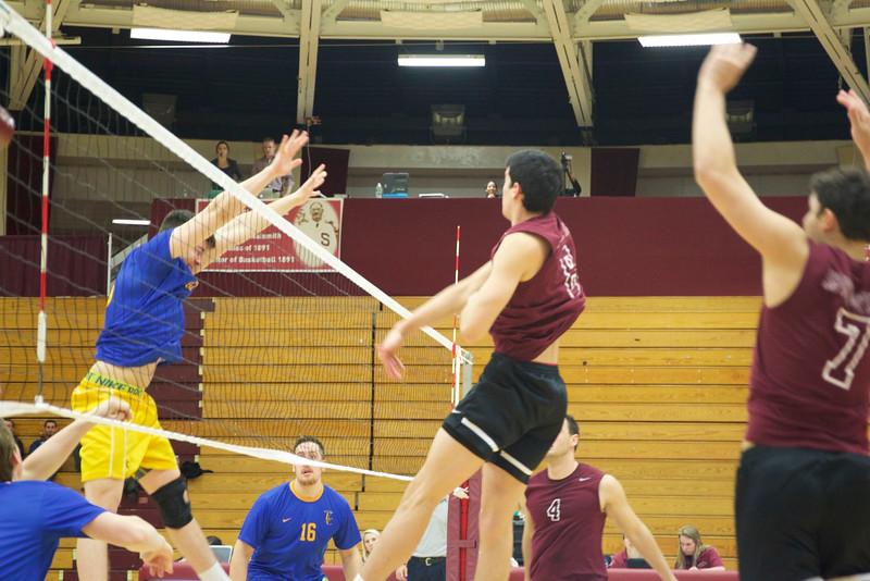 Volleyball, SC v. Emmanuel College