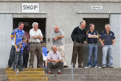 Fans watch the Wicklow v Kerry Christy Ring match in Nenagh (June 2010)
