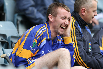 Seanie Kinsella has a laugh (May 2010)