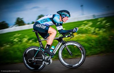 Ronde van België, tijdrit Beveren. Niki Terpstra