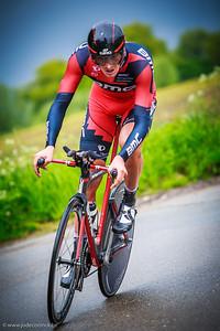 Ronde van België, tijdrit Beveren. Marcus Burghardt