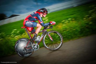 Ronde van België, tijdrit Beveren. Greg Van Avermaet