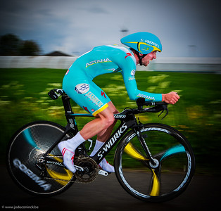 Ronde van België, tijdrit Beveren.