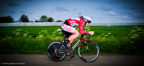 Ronde van België, tijdrit Beveren. André Greipel