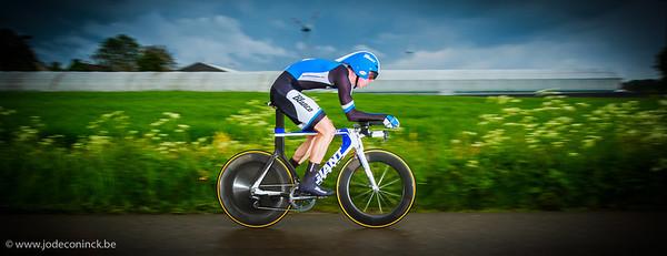 Ronde van België, tijdrit Beveren. Sep Vanmarcke
