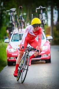 Ronde van België, tijdrit Beveren. Sijmens Nico