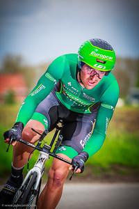 Ronde van België, tijdrit Beveren. Turgot