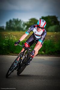 Ronde van België, tijdrit Beveren. Andreas Klöden