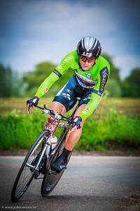 Ronde van België, tijdrit Beveren. Vanthourenhout Sven